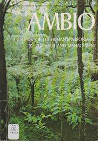 Ambio: A Journal of the Human Environment Research and Management, Volume VIII Number 5 1979