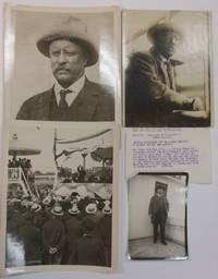 ARCHIVE OF THIRTEEN PRESS PHOTOGRAPHS OF THEODORE ROOSEVELT, DURING HIS PRESIDENCY AND POST-PRESIDENCY