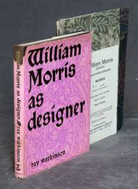 image of William Morris as Designer (With hand-printed wallpaper samples laid in!)
