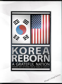 Korea Reborn: A Grateful Nation Honors War Veterans for 60 Years of Growth with DVD
