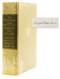 The White House Years: Mandate for Change 1953-1956