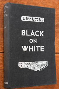 BLACK ON WHITE The Story Of Books