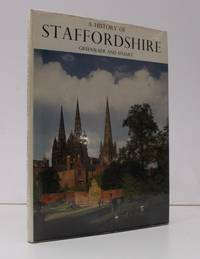 A History of Staffordshire. Cartography by M.J. Naldrett. [Darwen County History series.] BRIGHT, CLEAN COPY IN DUSTWRAPPER