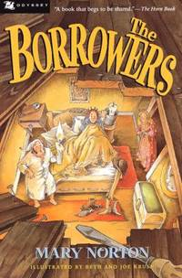 The Borrowers by Mary Norton - Paperback - 1989 - from ThriftBooks (SKU: G0152099905I3N00)