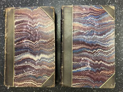 London: Smith, Elder, & Co, 1861. First Edition. Hardcover. Octavo, two volumes; G+; spine brown lea...
