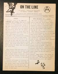 image of On the Line: an anarcho-syndicalist newsletter for worker-student control. Vol. 2 no. 1 (February 1979)