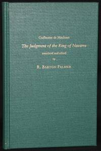 THE JUDGMENT OF THE KING OF NAVARRE