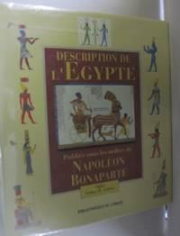 Description De L'Egypte Ou Recueil Des Observations Et Des Recherches