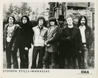 1972 Press material for Manassas' Debut Album