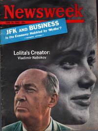 image of Newsweek June 25, 1962