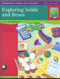 3-D Geometry. Exploring Solids and Boxes. Grade 3. Investigations in Number, data, and Space