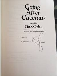 GOING AFTER CACCIATO (SIGNED)