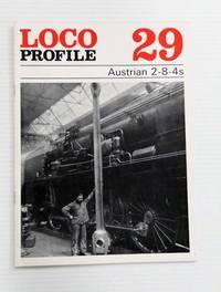 image of Loco Profile 29 Austrian 2-8-4s