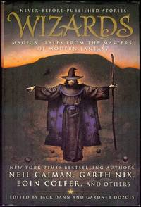 image of Wizards: Magical Tales from the Masters of Modern Fantasy