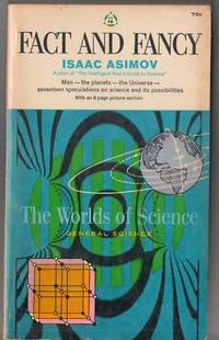 Fact and Fancy by  Isaac Asimov - Paperback - Reprint - 1964 - from Mystery Cove Book Shop and Biblio.com
