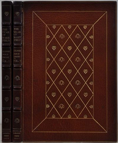 Bedford Park, Chiswich, Great Britain: Caradoc Press, 1903. Book. Very good+ condition. Hardcover. F...