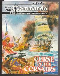 Commando for Action and Adventure No. 3394 : Curse of the Corsairs