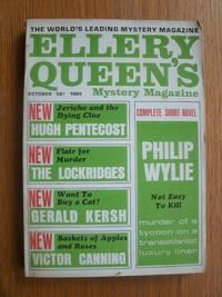 image of Ellery Queen's Mystery Magazine October 1965