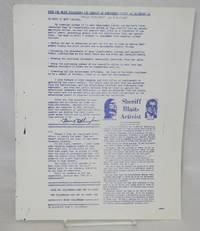 Vote for Brint Dillingham for sheriff of Montgomery County on September 15 [handbill]