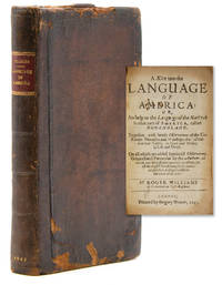 A Key into the Language of America: or, An help to the Language of the Natives in that part of America, called New England