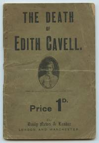image of The Death of Edith Cavell
