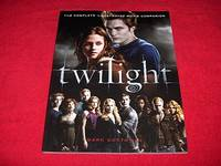 Twilight : The Official Illustrated Movie Companion