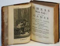 Chess Made Easy: or, the Games of Gioachino Greco, the Calabrian; with Additional Games and Openings, Illustrated with Remarks and General Rules.. by  Gioachino Greco - Hardcover - Second edition - 1750 - from Antipodean Books, Maps & Prints (SKU: 17876)