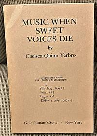 image of Music When Sweet Voices Die