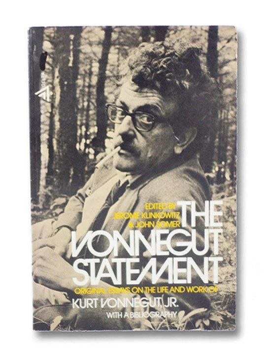 essays kurt vonnegut jr On the positive side, critical essays on kurt vonnegut has the virtue of reprinting   but the moment discussed by reed in kurt vonnegut, jr is not those nov.