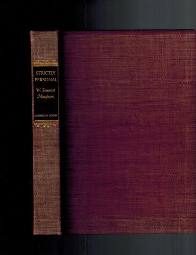 Garden City: Doubleday, Doran & Co., 1941. Association Copy, with Gore Vidal's ownership SIGNATURE f...