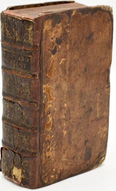 Cadomi : Apud Adamum Cavalier, 1619. Full Leather. Very Good binding. Adam Cavalier's early seventee...
