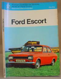 Pearson's Car Servicing Series : Ford Escort, Including Estate Cars And GT
