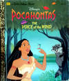 A Little Golden Book POCAHONTAS THE VOICE OF THE WILD
