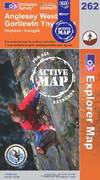 image of Anglesey West (OS Explorer Map Active)