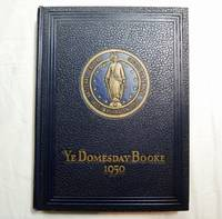 Ye Domesday Booke 1950 : 1800-1950 Comemorating the Sequicentennial of the Founding of the National Capital at Washtington, DC [features William Peter Blatty, B.A.]