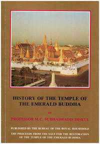 History of the Temple of the Emerald Buddha