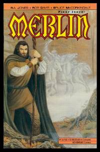 image of MERLIN - First Issue
