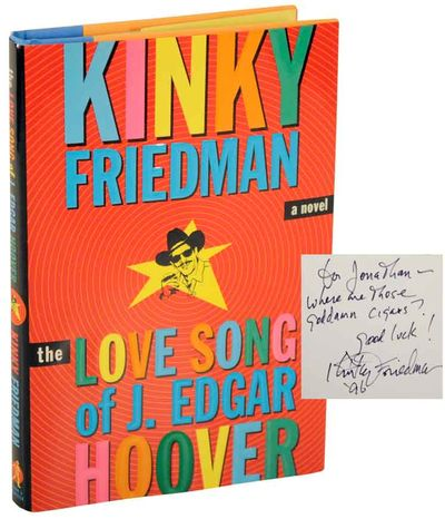 New York: Simon & Schuster, 1996. First edition. Hardcover. Another comic novel from this funny auth...