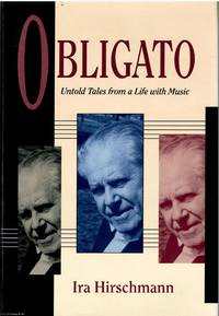 Obligato untold tales from a life with music