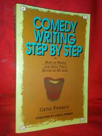 image of Comedy Writing Step by Step