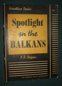 image of Spotlight on the Balkans Headline Books #25