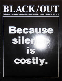 Black / Out Volume 1 Number  3 and 4 The Magazine of the National Coalition of Black Lesbians & Gays