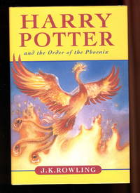 Harry Potter and the Order of the Phoenix by  J. K Rowling - First Edition - 2003 - from Alphabet Bookshop (ABAC/ILAB and Biblio.com