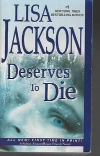 Deserves To Die (An Alvarez & Pescoli Novel)