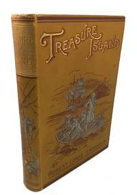 Treasure Island by  Robert Louis Stevenson - Hardcover - Reprint - 1892 - from Evening Star Books and Biblio.co.uk