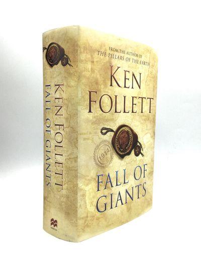 London: Macmillan, 2010. First Edition. Hardcover. Fine/Fine. First edition, first printing. Signed ...