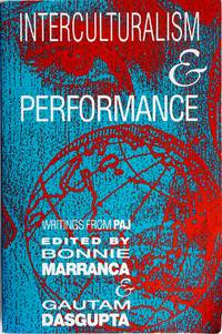 image of Interculturalism and Performance: Writings From Paj