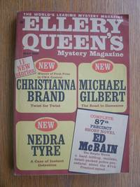Ellery Queen's Mystery Magazine May 1967