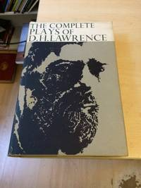 image of The Complete Plays of D. H. Lawrence