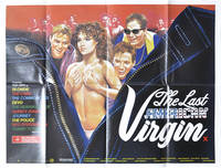 image of The Last American Virgin (Original British poster for the 1982 film)